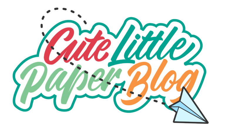 Welcome to Cute Little Paper Blog!