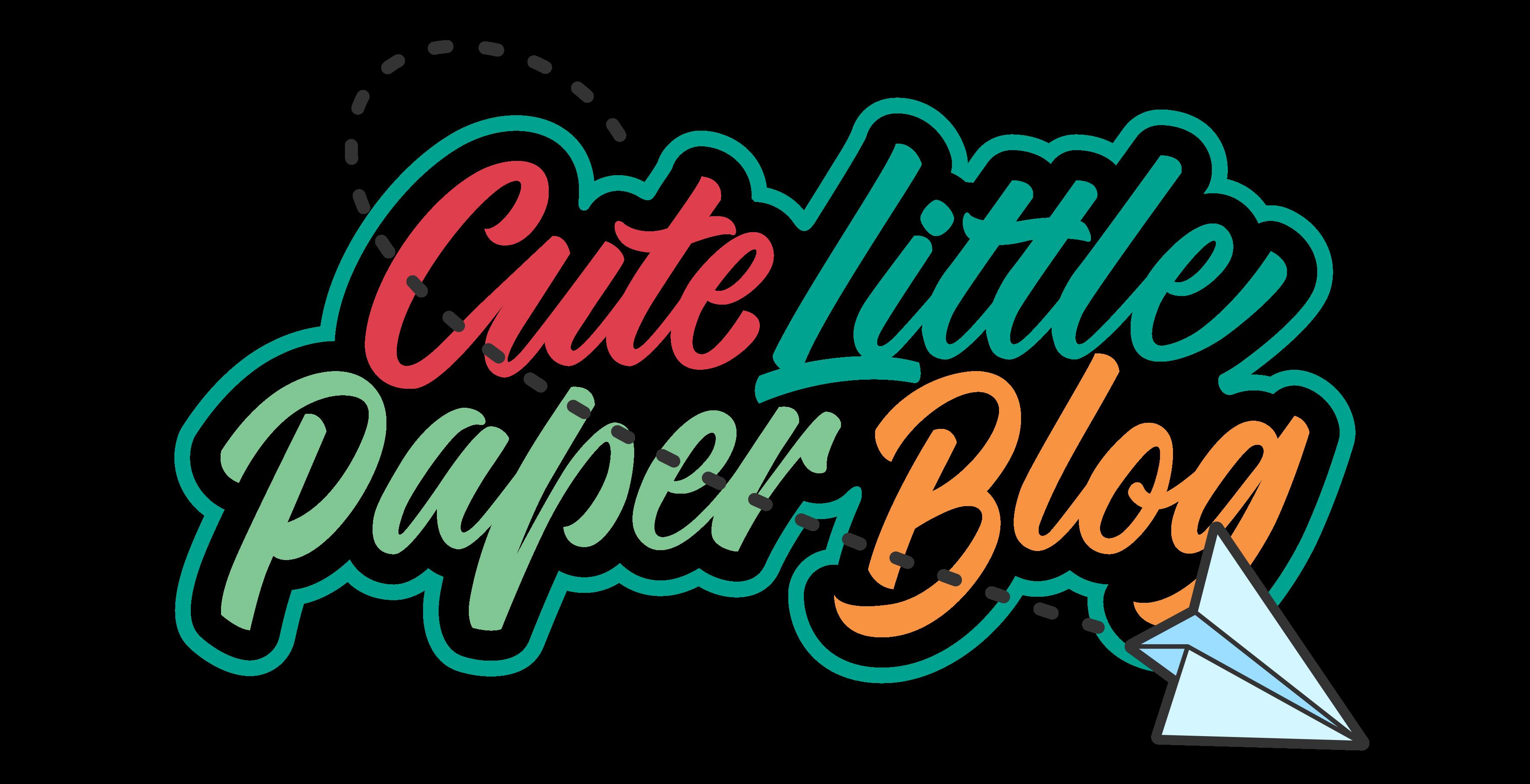 Cute Little Paper Blog